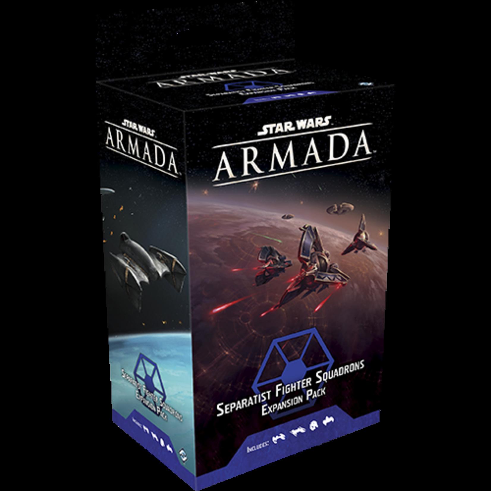 Fantasy Flight Games Star Wars Armada: Separatist Fighter Squadrons Expansion Pack