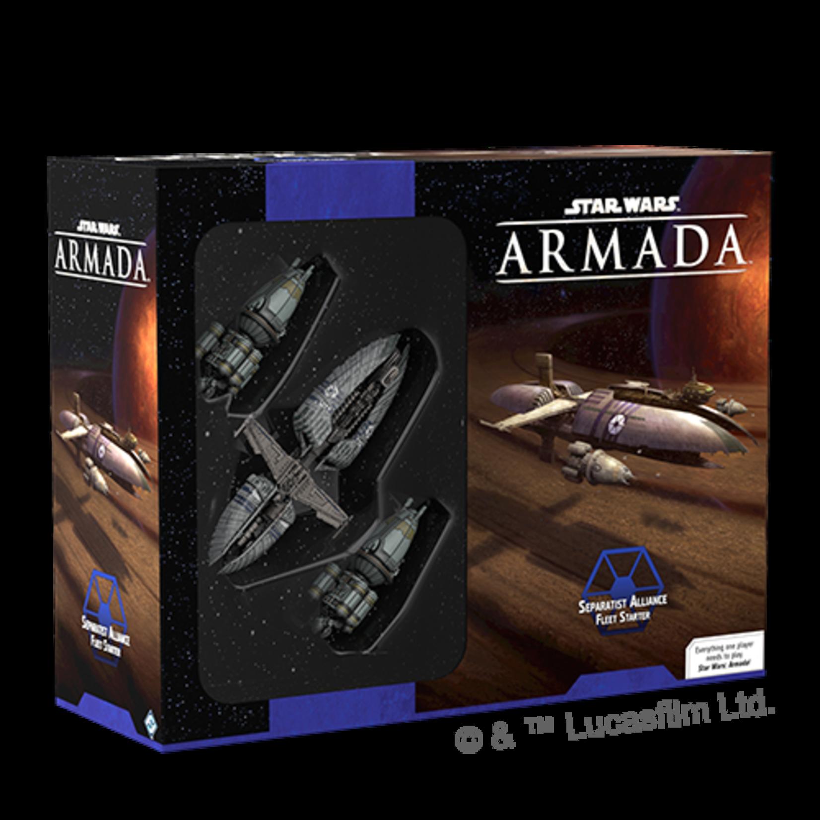 Fantasy Flight Games Star Wars Armada: Separatist Alliance Fleet Starter Set