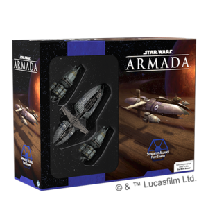 Fantasy Flight Games Star Wars Armada: Separatist Alliance Fleet Starter Set