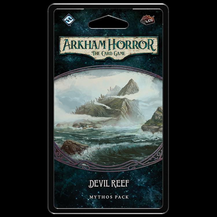 Fantasy Flight Games Arkham Horror LCG: Devil Reef Mythos Pack (Innsmouth Conspiracy Pack 2)