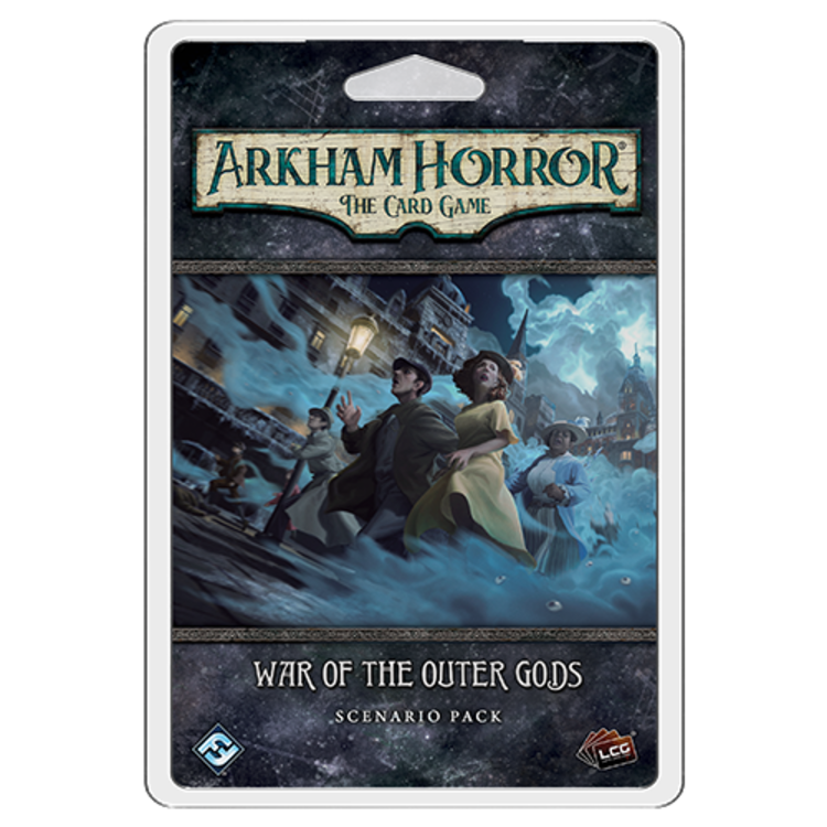 Fantasy Flight Games Arkham Horror LCG: War of the Outer Gods