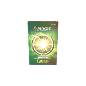 Wizards of the Coast Magic the Gathering: Commander Collection - Green: Premium