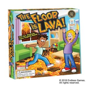 Endless Games The Floor is Lava!