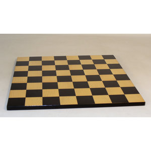"WorldWise Imports Chess - Black and Maple 15.5"" Board"