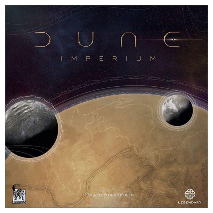 Dire Wolf Studios Dune Imperium