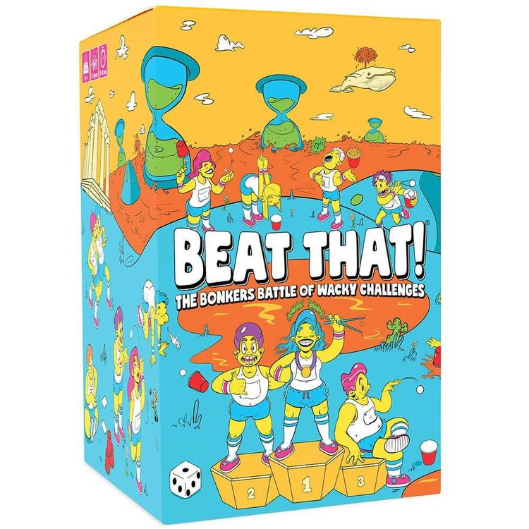 Gutter Games Beat That! Game