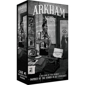 Asmodee Editions Arkham Noir: Case #1 - The Witch Cult Murders