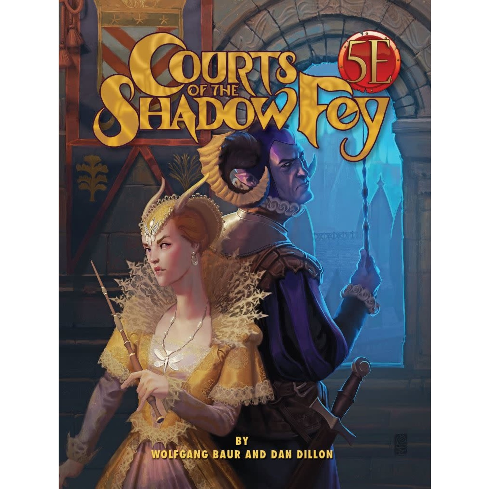 Kobold Courts of the Shadow Fey: 5th Edition HC