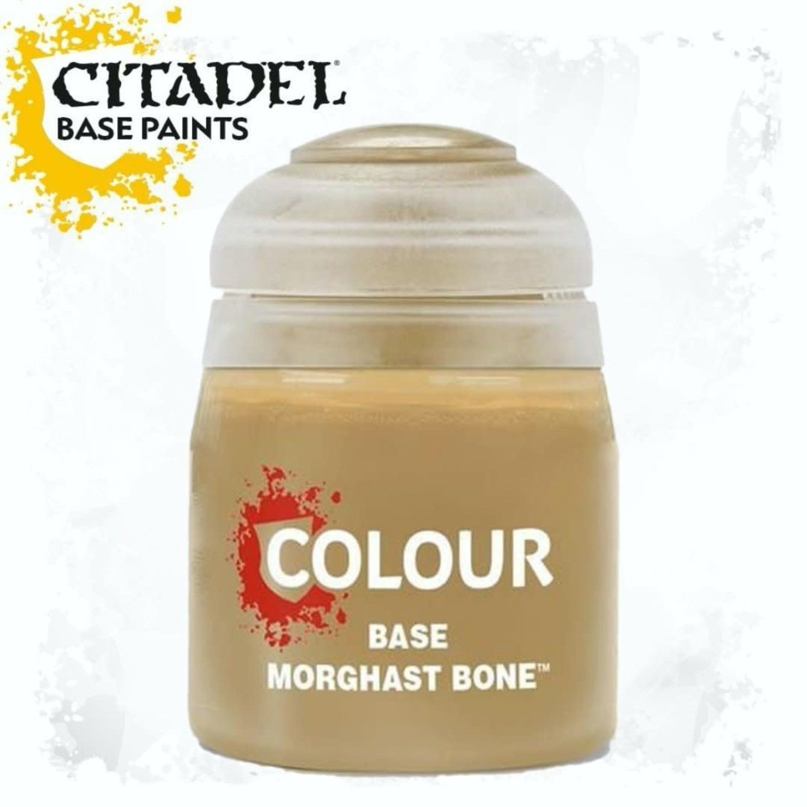 Citadel Citadel Paint - Base: Morghast Bone