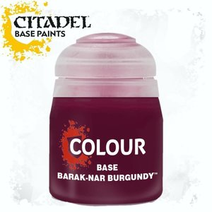 Citadel Citadel Paint - Base: Barak-Nar Burgundy