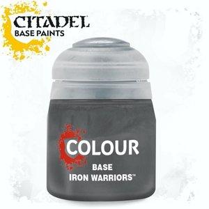 Citadel Citadel Paint - Base: Iron Warriors