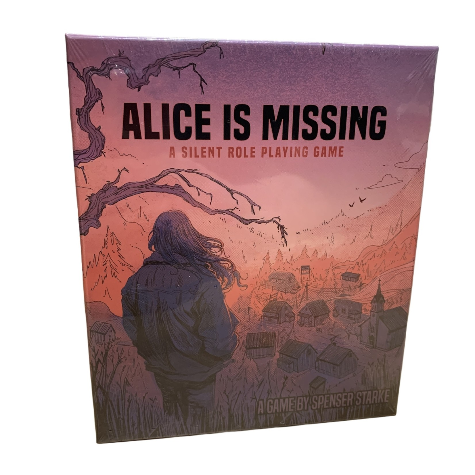 Renegade Alice Is Missing