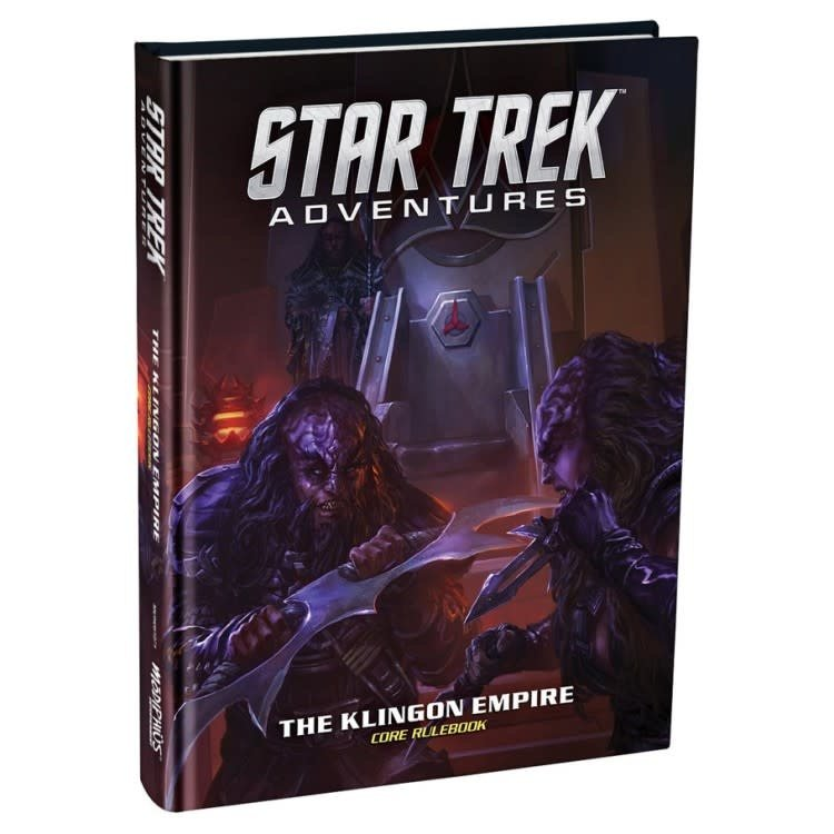 Modiphus Entertainment Star Trek RPG: Klingon Empire