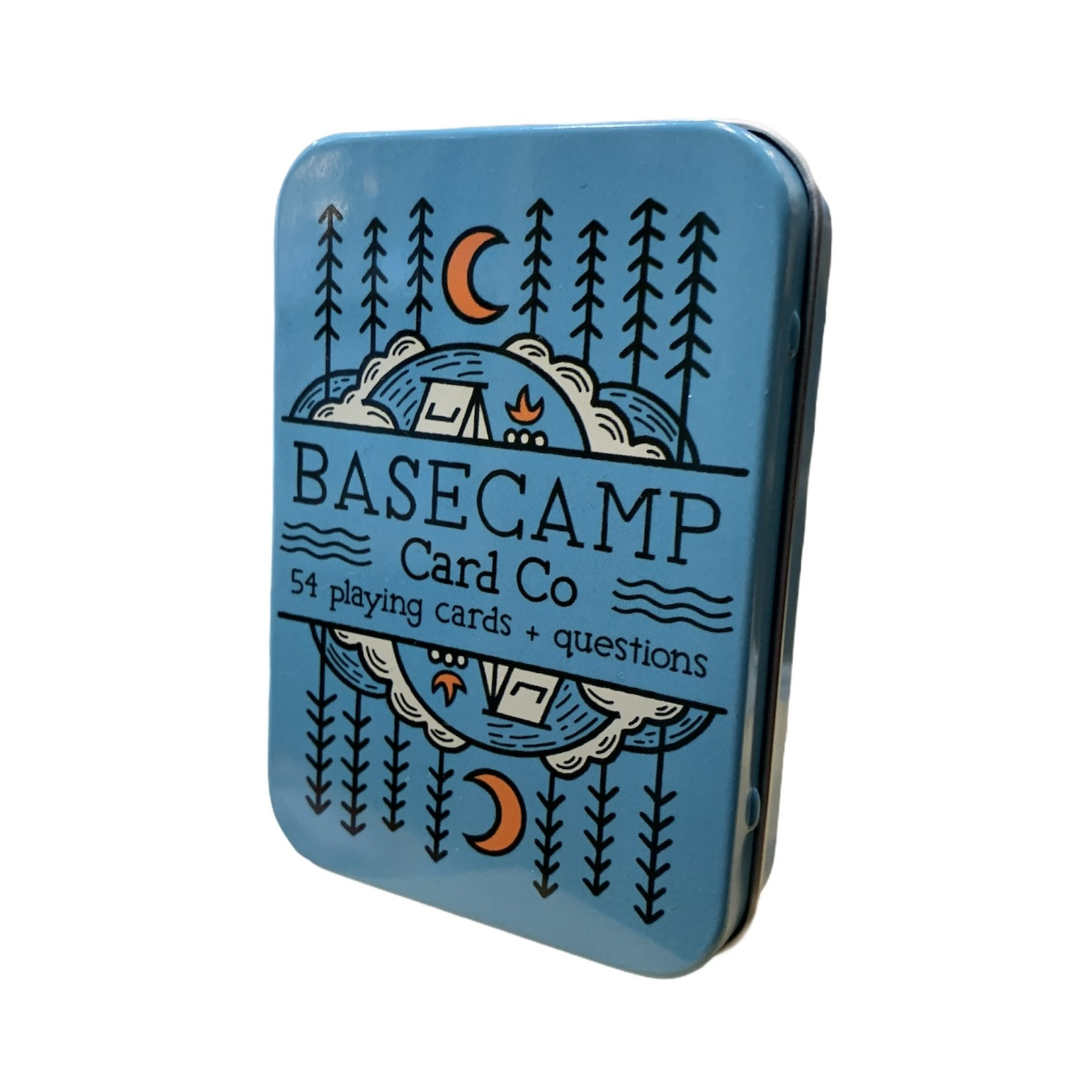 Basecamp Basecamp Playing Cards - Second Edition