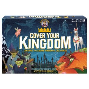 Grandpa Beck's Cover Your Kingdom
