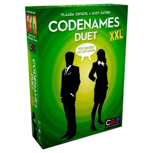 Czech Games Edition Codenames Duet XXL