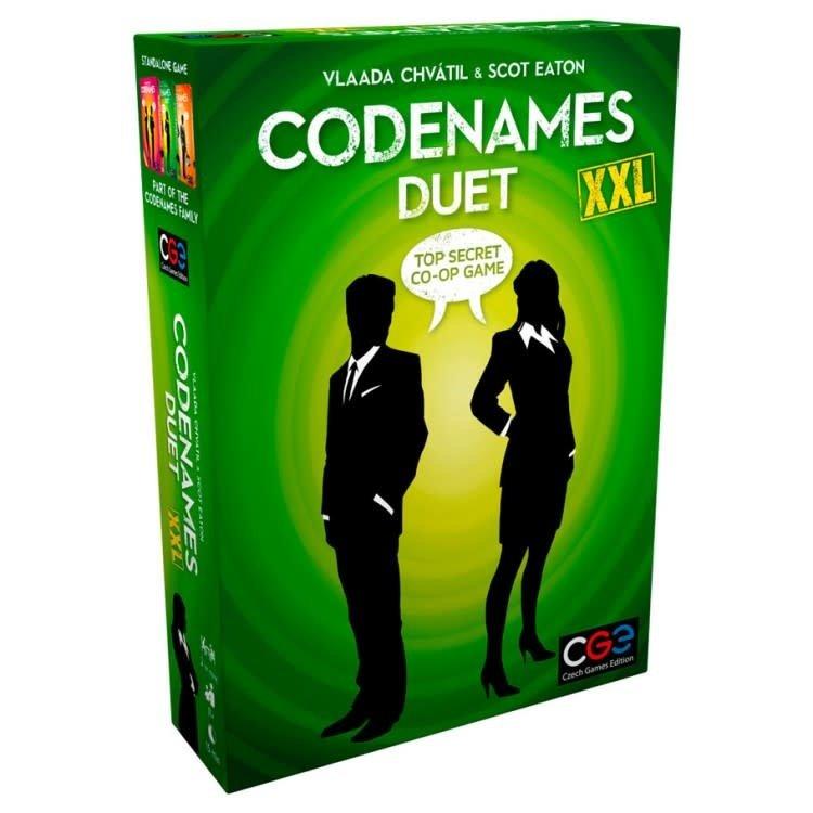 Czech Games Edition Codenames Duet XXL