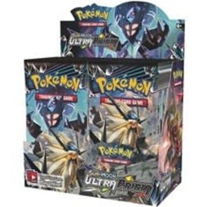 Pokemon International Pokemon Sun and Moon Ultra Prism Booster Box