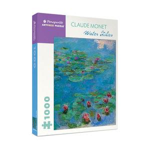 Pomegranate Pomegranate - 1000 Piece Puzzle: Water Lilies - Claude Monet