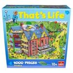 "Jax Ltd Goliath Puzzle: 1000 Piece ""That's Life"""