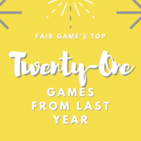 Kicking Off 2021 with Our top 21 Games from Last Year!