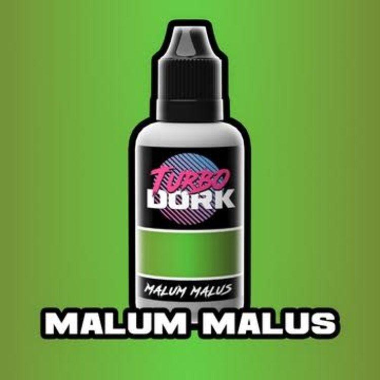 Turbo Dork Turbo Dork Malum Malus Metallic Acrylic Paint 20ml Bottle