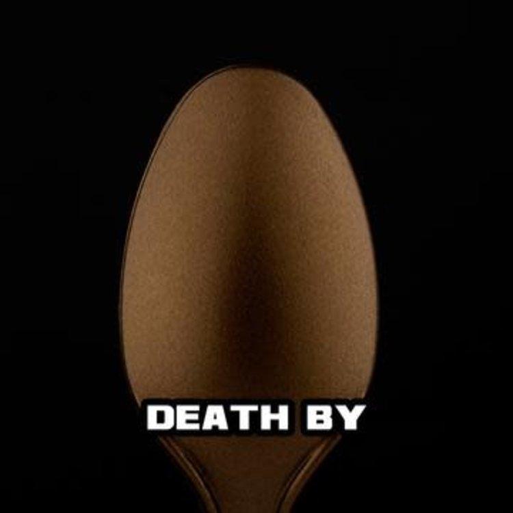 Turbo Dork Turbo Dork  Death By Metallic Acrylic Paint 20ml Bottle