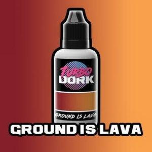Turbo Dork Turbo Dork Ground Is Lava Colorshift Acrylic Paint 20ml Bottle