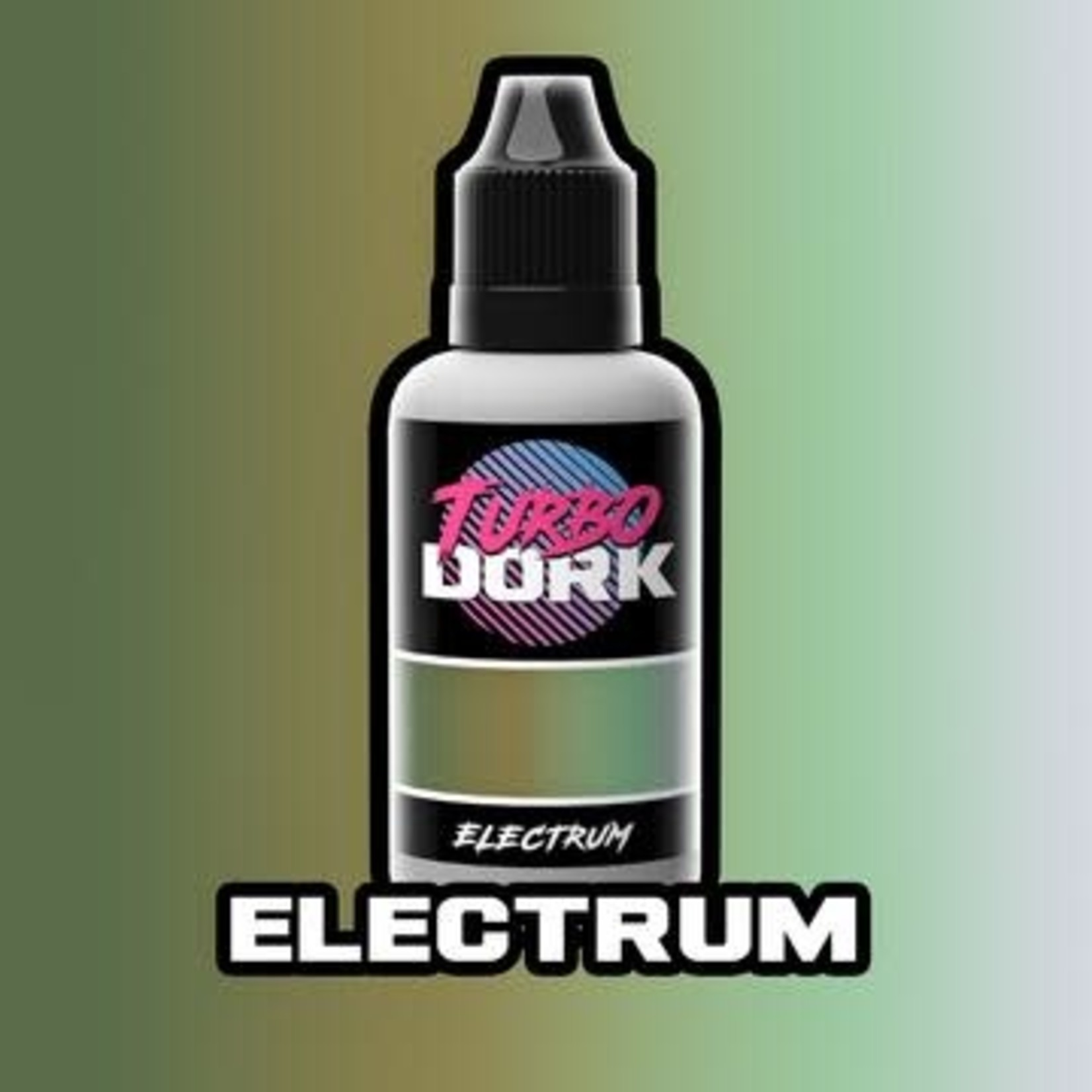 Turbo Dork Turbo Dork Electrum Colorshift Acrylic Paint 20ml Bottle