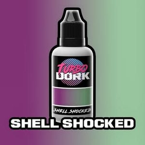 Turbo Dork Turbo Dork Shell Shocked Colorshift Acrylic Paint 20ml Bottle