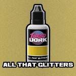 Turbo Dork Turbo Dork All That Glitters Metallic Flourish Acrylic Paint 20ml Bottle