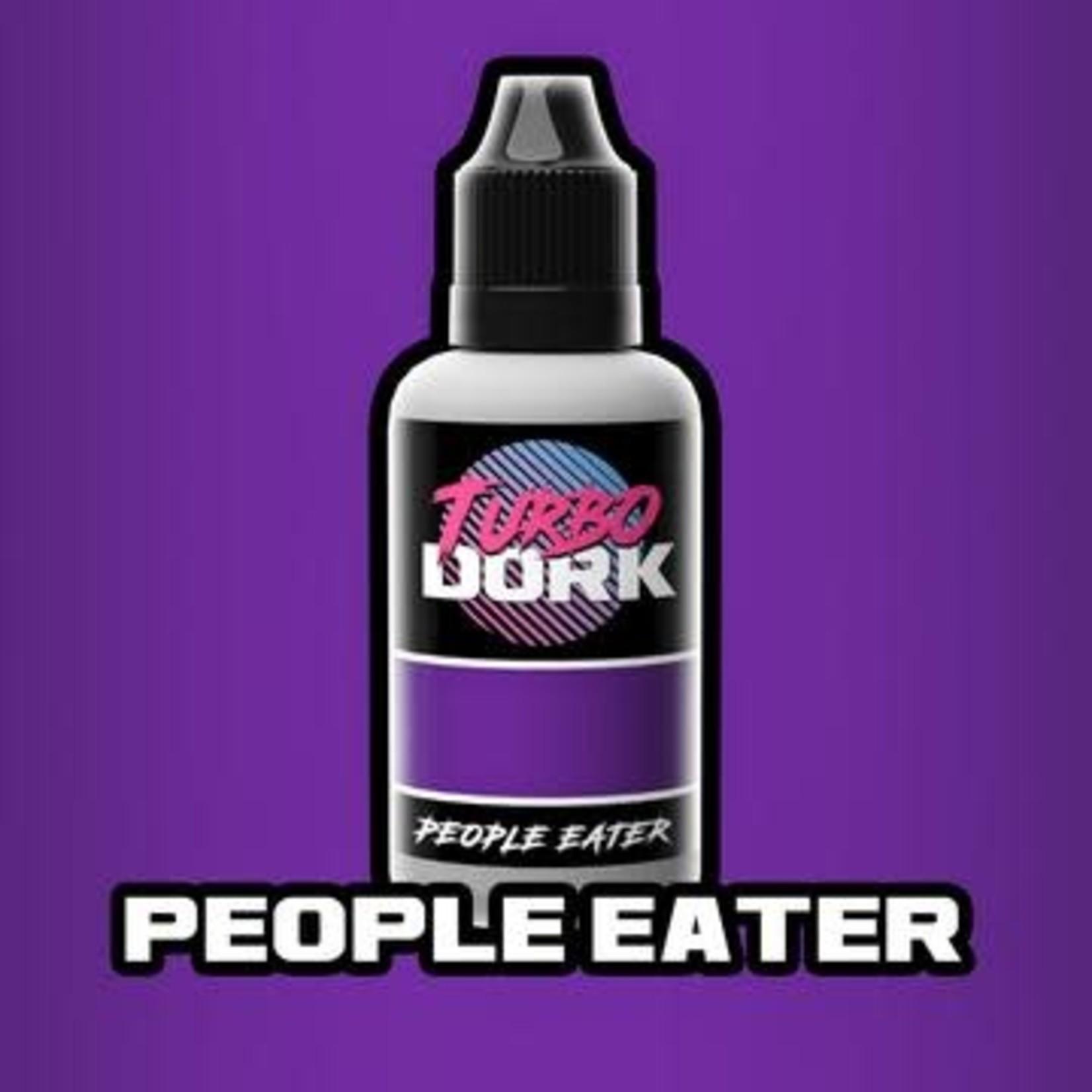 Turbo Dork Turbo Dork People Eater Metallic Acrylic Paint 20ml Bottle