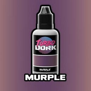 Turbo Dork Turbo Dork Murple Metallic Acrylic Paint 20ml Bottle