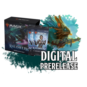 Fair Game Magic the Gathering: Kaldheim - Digital Prerelease (January 30)