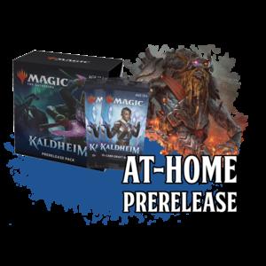 Fair Game Magic the Gathering: Kaldheim - At-Home Prerelease
