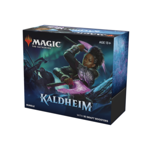 Wizards of the Coast Magic the Gathering: Kaldheim - Bundle