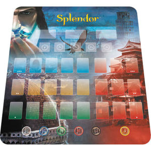 Space Cowboys Splendor Playmat
