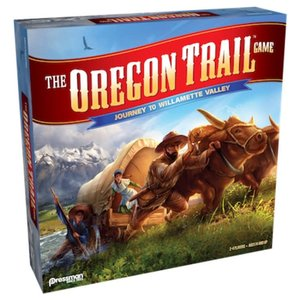 Jax Ltd Oregon Trail: Journey to Willamette Valley