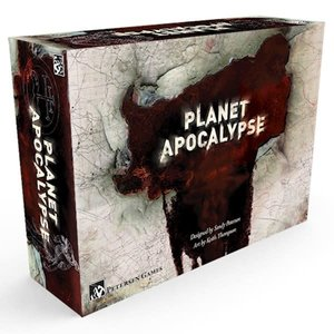 Petersen Games Planet Apocalypse