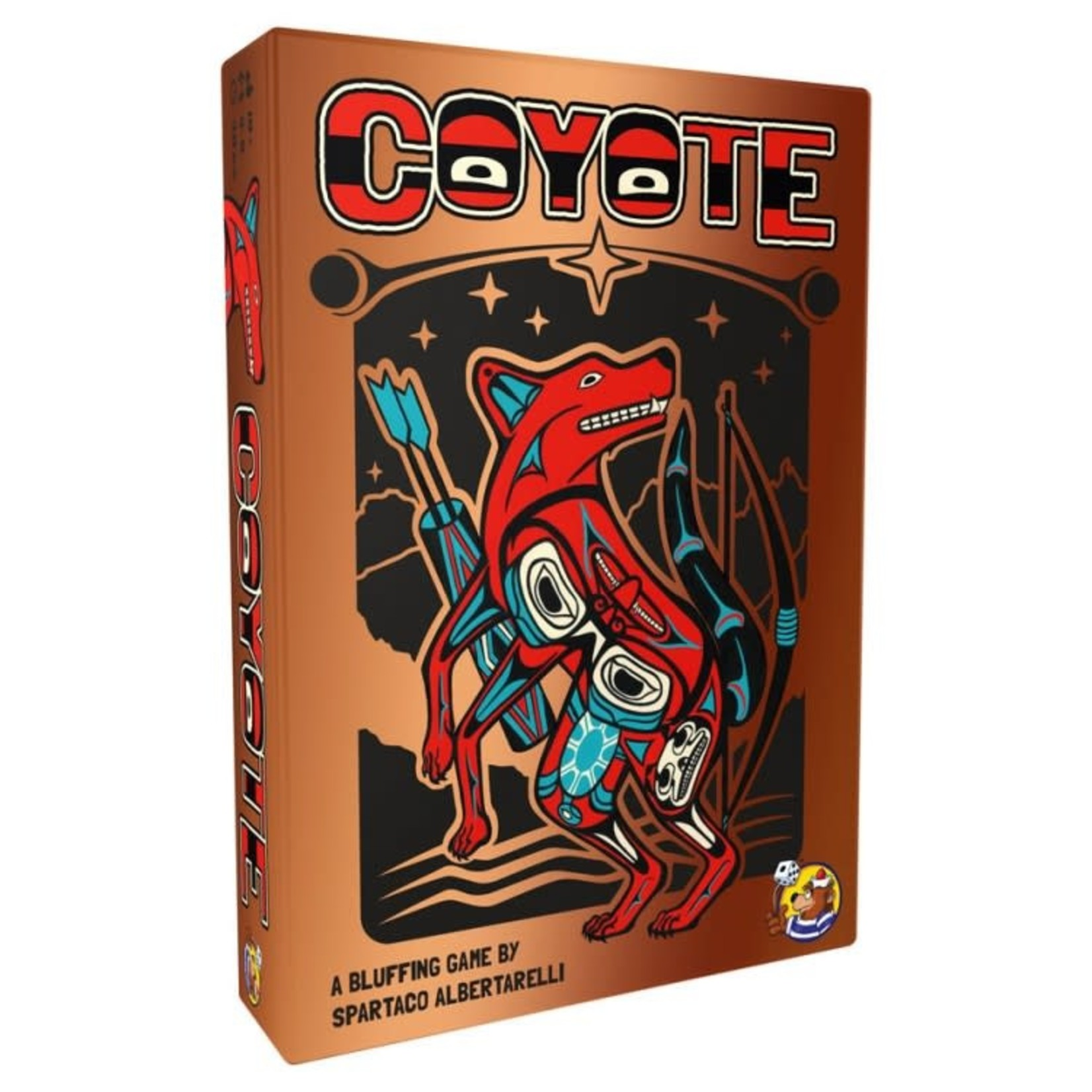 Asmodee Editions Coyote