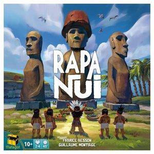 Asmodee Editions Rapa Nui