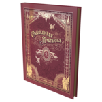 Wizards of the Coast Dungeons and Dragons 5th Edition: Candlekeep Mysteries ALTERNATE ART COVER