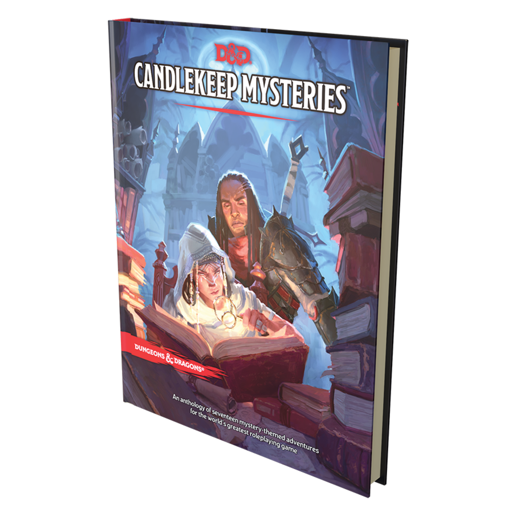 Wizards of the Coast Dungeons and Dragons 5th Edition: Candlekeep Mysteries