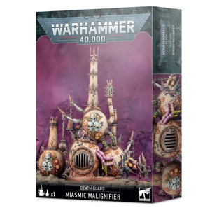 Games Workshop Warhammer 40k: Death Guard - Miasmic Malignifier