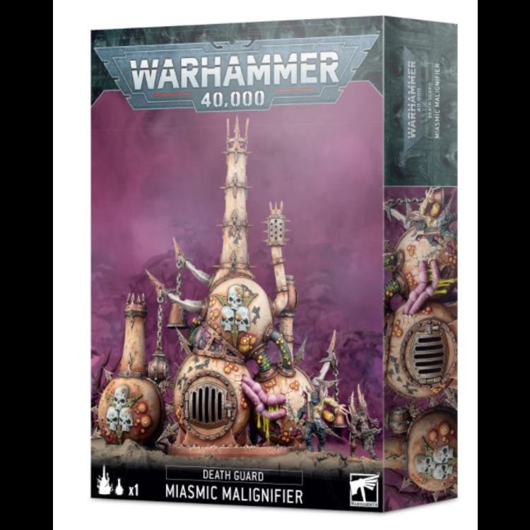 Games Workshop Warhammer 40k: Death Guard - Miasmic Malignifier