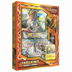 Pokemon International Pokemon Tapu Koko GX Box (International Version)