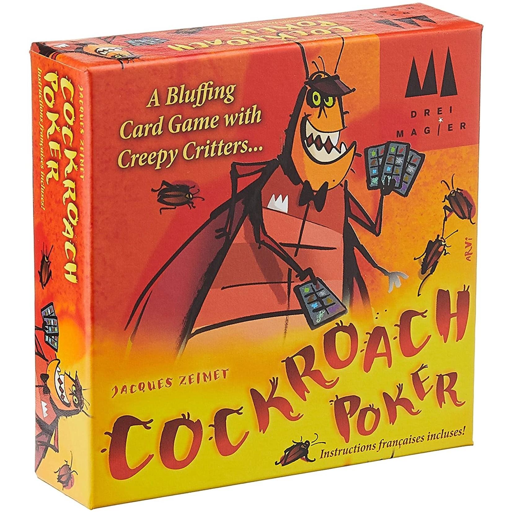 Schmidt Spiele Cockroach Poker