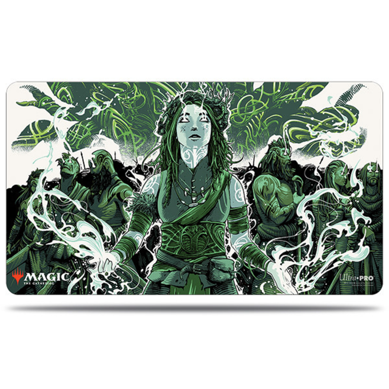 Ultra Pro Ultra Pro Playmat: MTG Kaldheim - Esika, God of the Tree