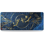 Ultra Pro Ultra Pro 6 ft Tablemat: MTG Kaldheim - Raven's Warning