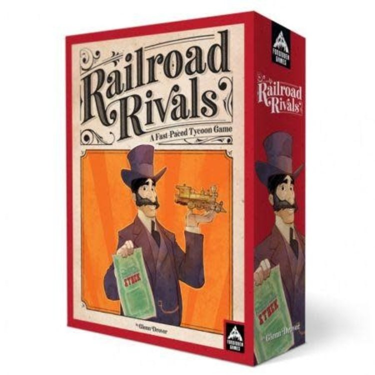Forbidden Games Railroad Rivals
